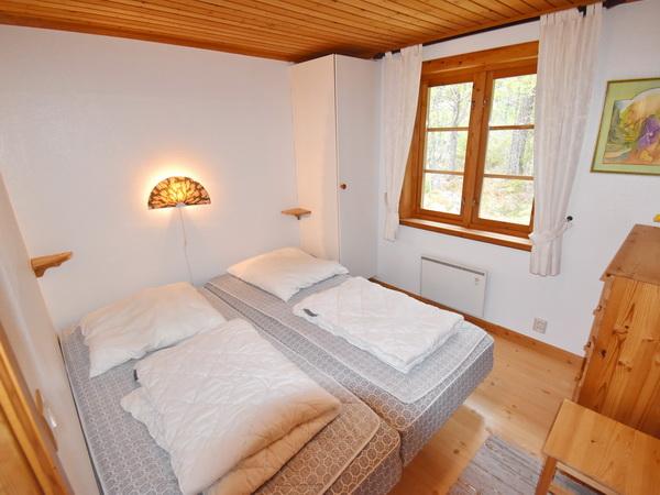 Schlafzimmer 1 (mit Doppelbett)