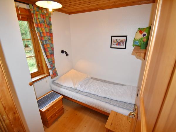 Schlafzimmer 3 (mit Einzelbett)