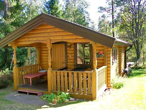 Sauna-Haus