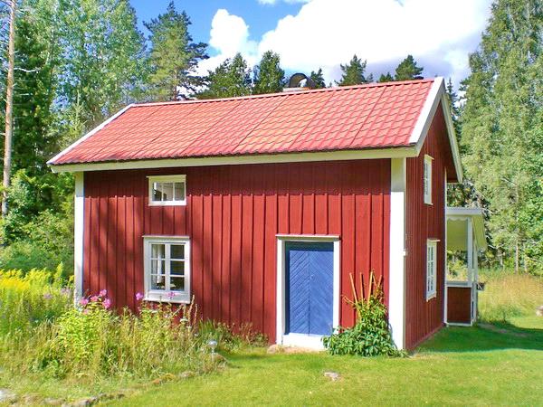 Kleines Schwedenhaus ferienhäuser in schweden schwedenhaus vermittlung björkhorva