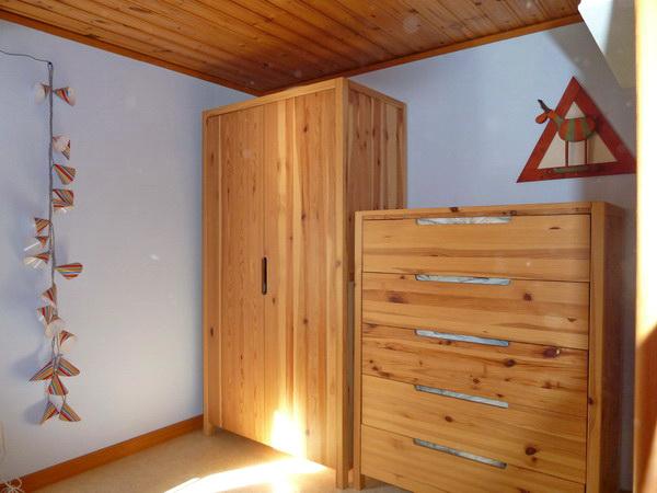 zweites Schlafzimmer (