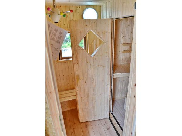 Sauna-Vorraum