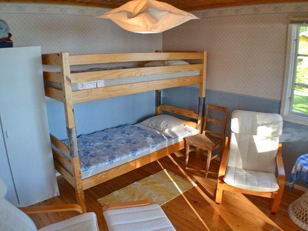 Gästehaus mit Etagenbett