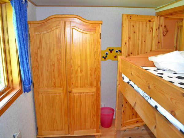Schlafzimmer 3 mit Etagenbett