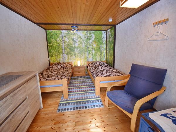 Gästehaus mit zwei Einzelbetten - ideal für größere Kinder/Jugendliche!