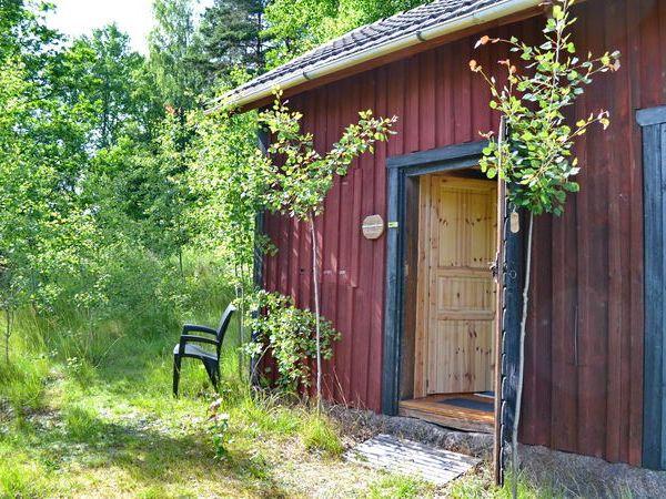 hauseigene Sauna im Nebengebäude auf dem Grundstück
