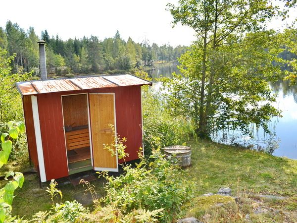 Sauna am See