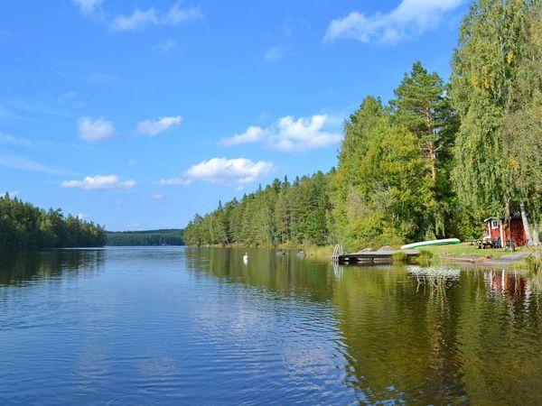 Blick über einen Teil des großen Sees
