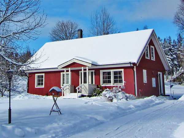 """""""Lövshult"""" ist auch im Winter eine Reise wert!"""