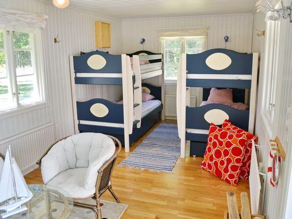 Gästehaus mit 2 Etagenbetten