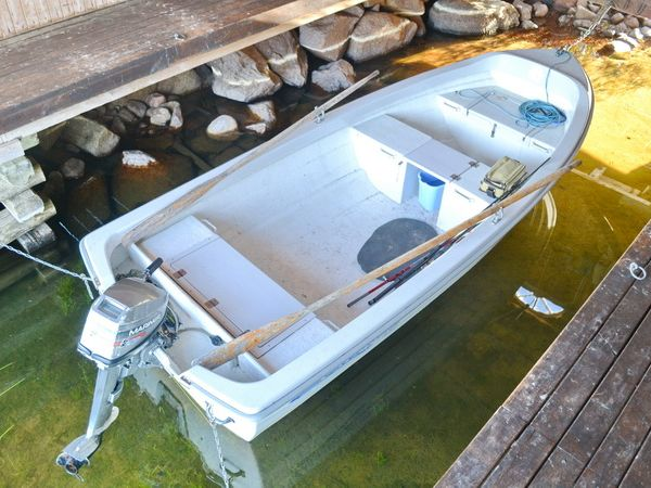 Motorboot (inklusive)
