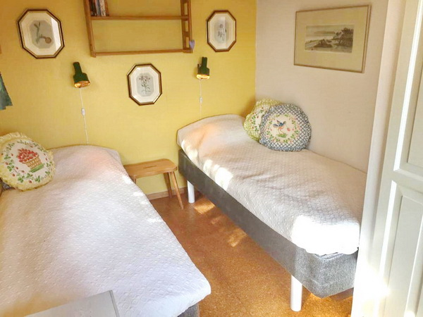 Gästehaus mit zwei Einzelbetten