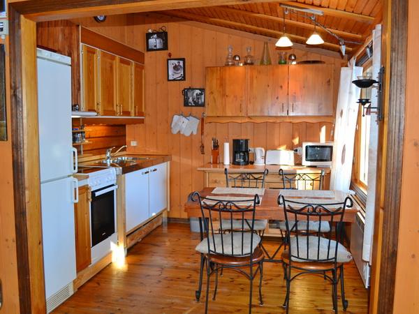 Küche, großes Haus