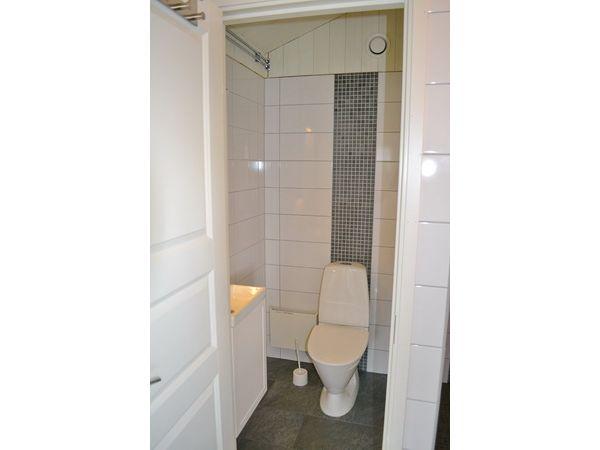 WC im Nebengebäude