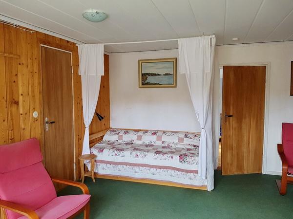 Flur im Obergeschoss mit Ausziehbett für 2 Personen (Schlafzimmer 2)