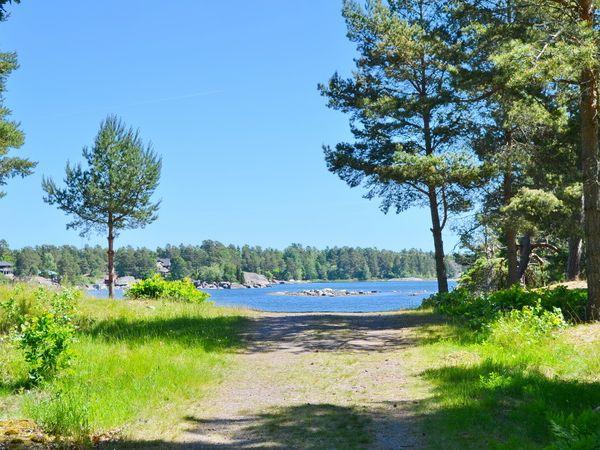 Vom Haus aus sind es nur 400m Fußweg zur Ostsee!
