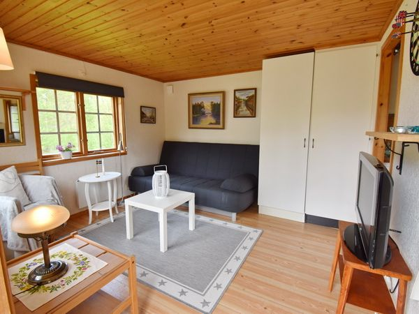 Wohnraum Gästehaus mit Schlafsofa