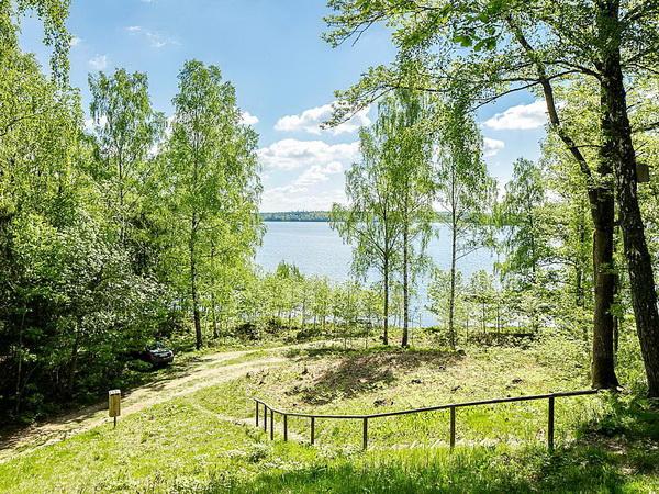 Fußweg zum See