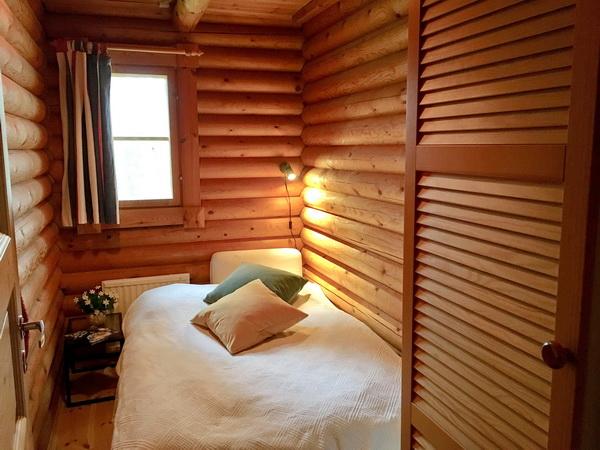 Schlafzimmer 3 mit 120cm-Bett