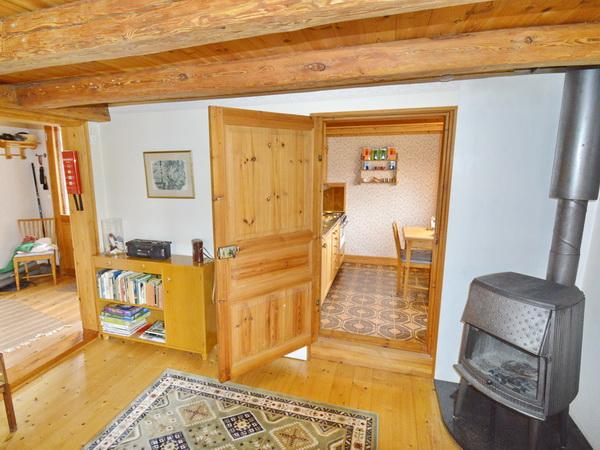 Wohnzimmer (zubuchbares Gästehaus)