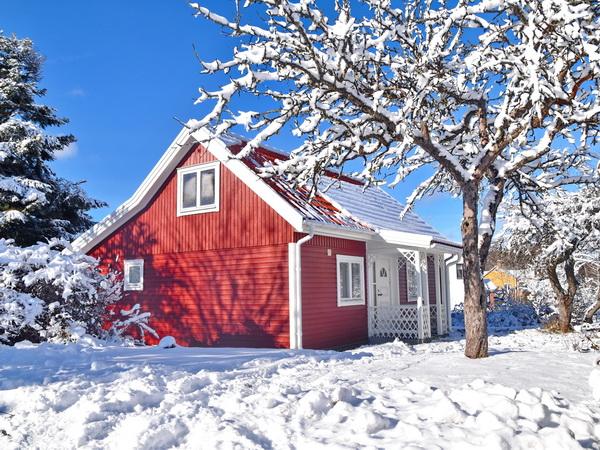 """""""Lönnebo"""" ist auch für Urlaube im Winter buchbar!"""