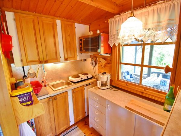 Pantry-Küche im Haupthaus