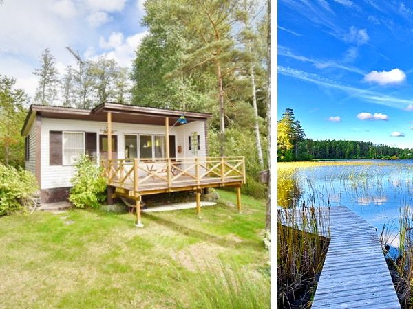 "Ferienhaus ""Stora Bolö"""