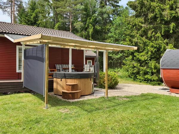 Hot Tub / Badezuber und Sauna (Neu Frühjahr 2020!)