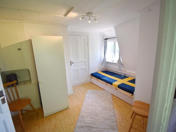 Flur/Durchgangsraum im Obergeschoss mit Schlafplatz für 1-2 Personen