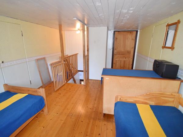 Schlafzimmer 1 im Obergeschoss (Durchgangszimmer)